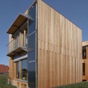 Primera vivienda passivhaus en España. Vía ecologismos.com