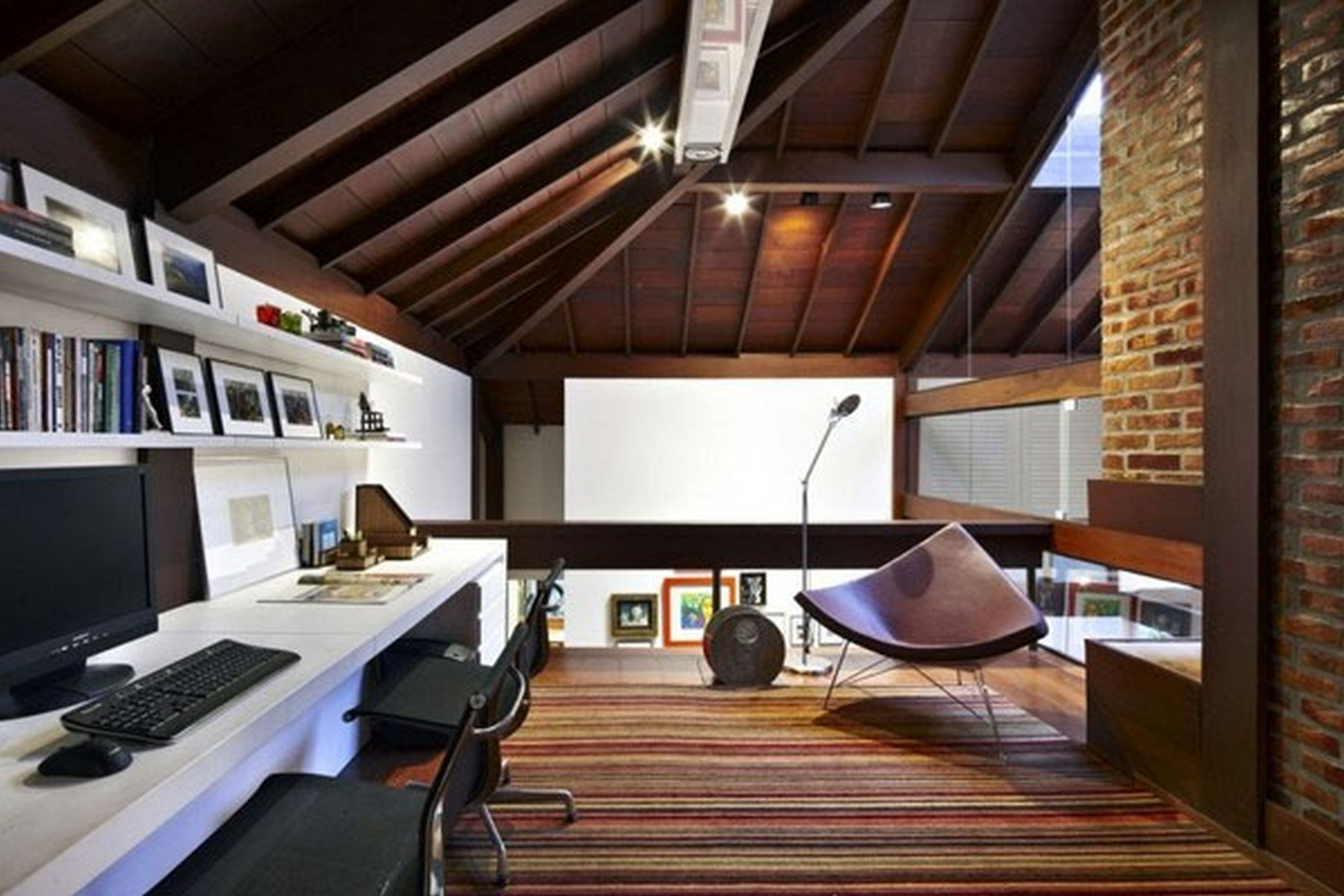 Rustic industrial apartment: food home decor vintage design home ...