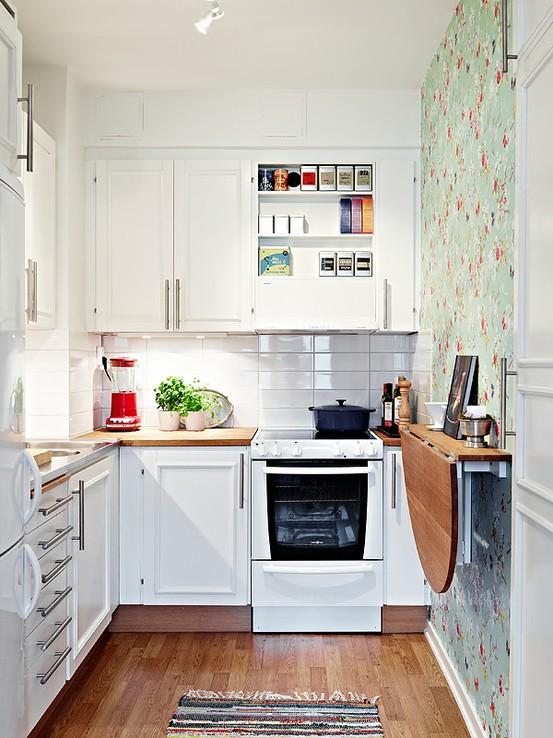 decorar cocinas pequeas