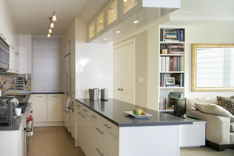 decorar cocinas pequeas 09 - Decorar Cocinas Pequeas