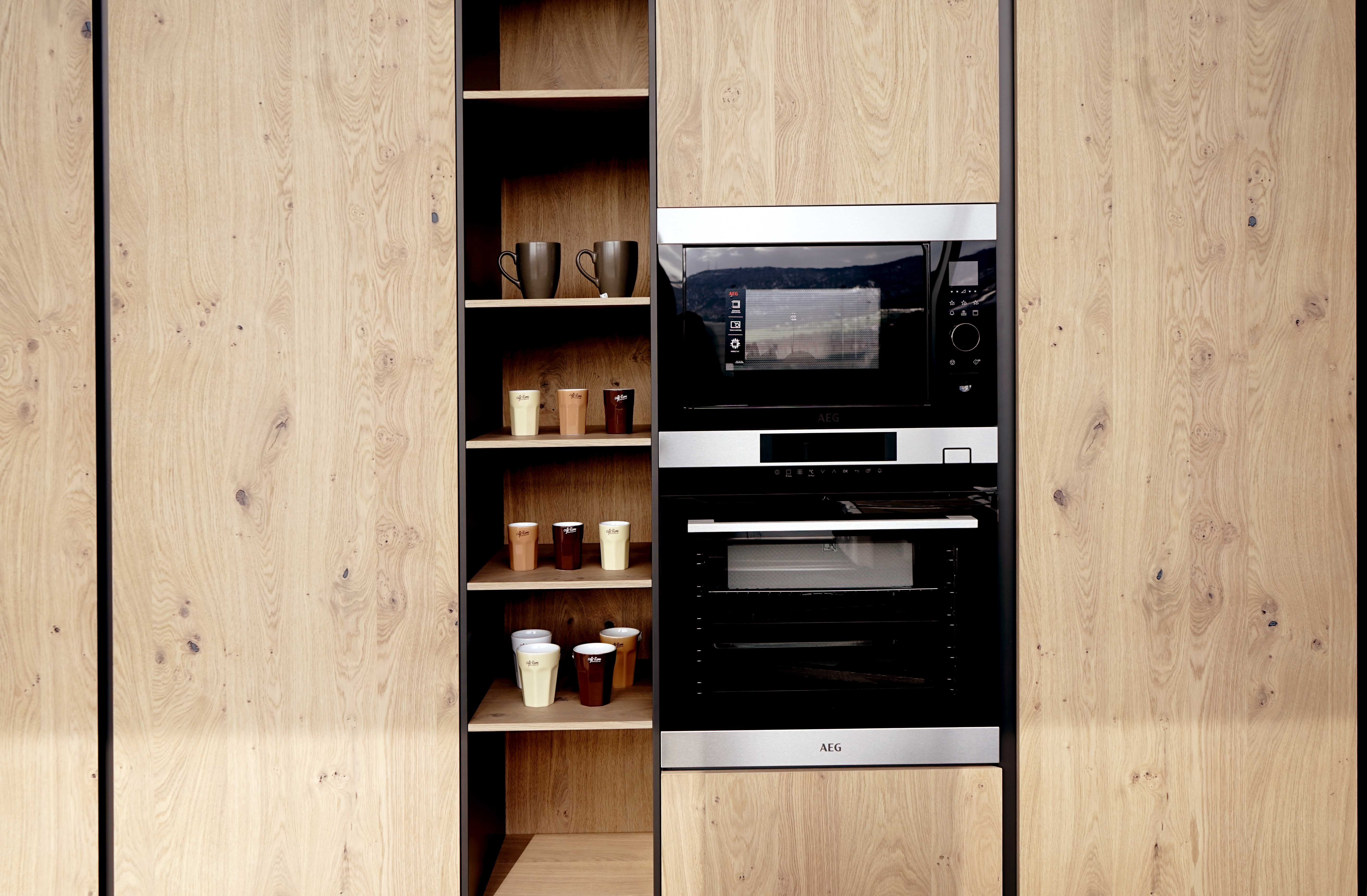 Contemporáneo Cocina De Roble Preside Barato Friso - Ideas Del ...