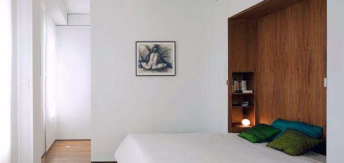 Jorge Fernández | Consejos para decorar un dormitorio pequeño