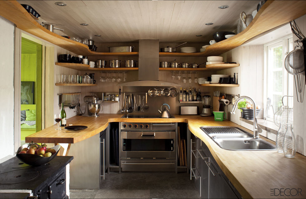 Jorge Fernández | Ideas para sacar partido a una cocina pequeña