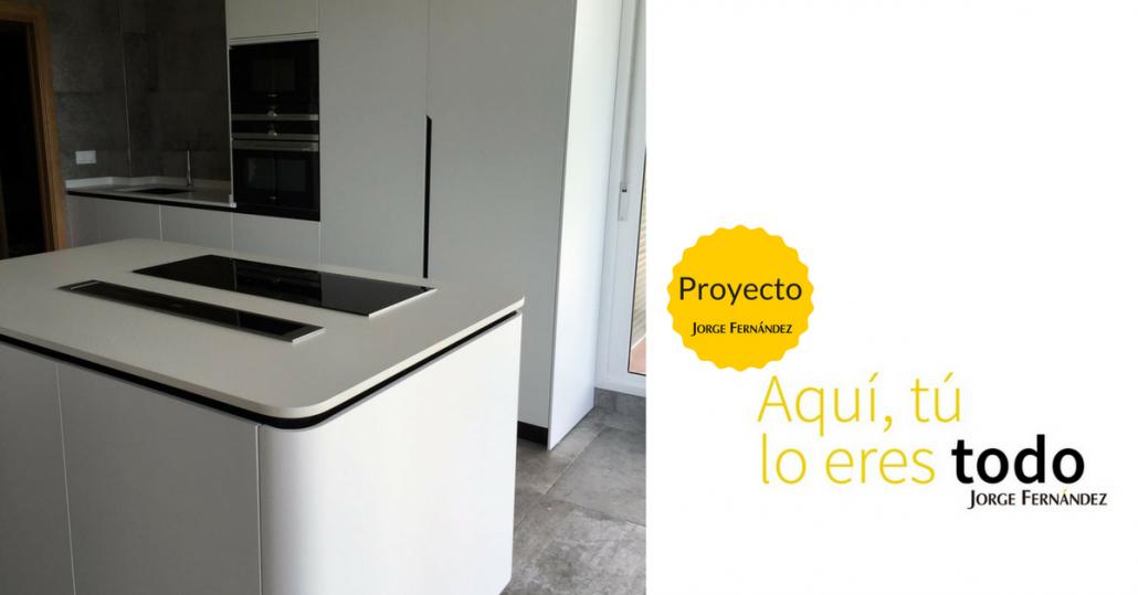 Jorge Fernández | Proyectos Jorge Fernández: Cocina XP de LOGOS