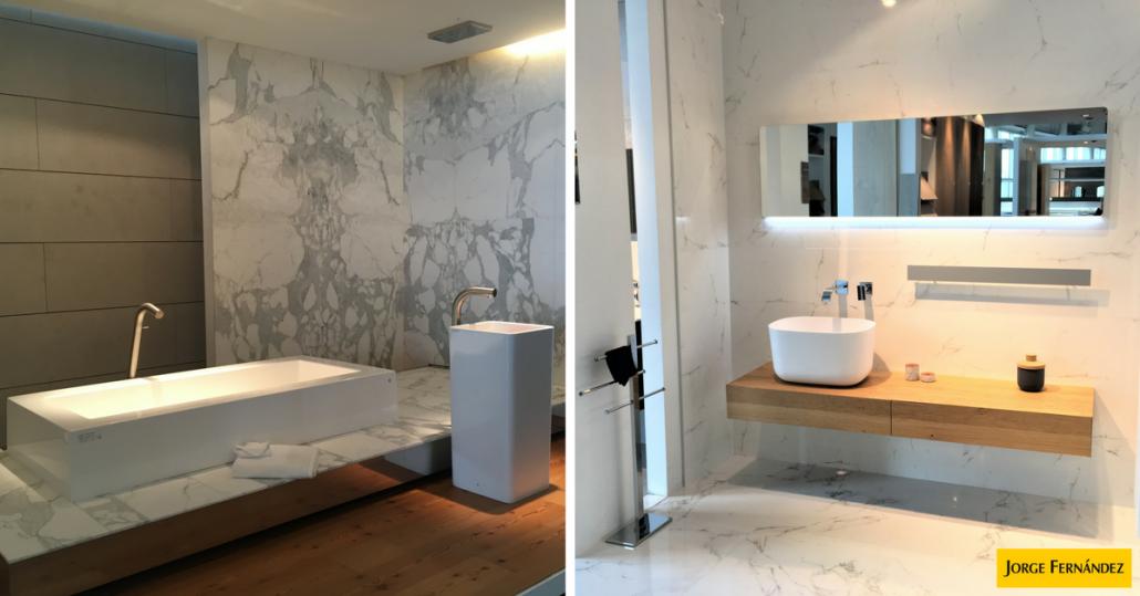 Jorge Fernández   Últimas tendencias en cuartos de baño