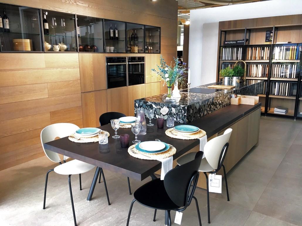 Jorge fern ndez las tendencias en muebles de cocina for Tendencias muebles